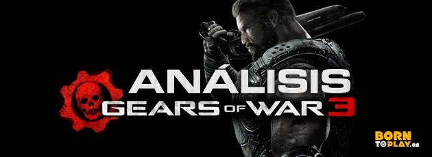 Análisis Gears of War 3