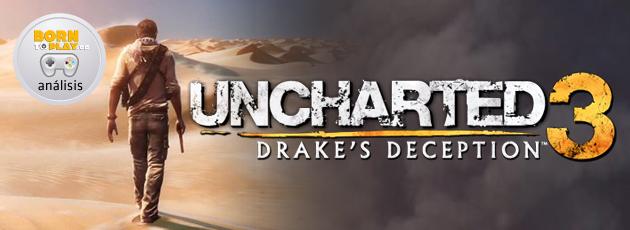 Análisis Uncharted 3