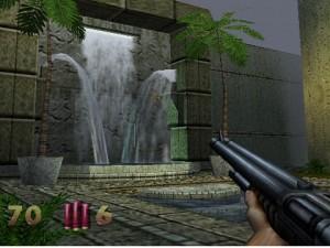 Turok 2 escopeta