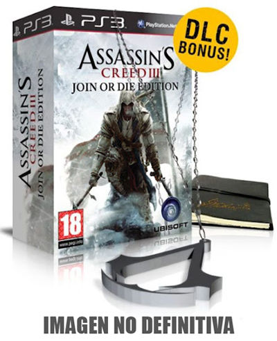 "Assassins Creed 3 ""Join or Die"""