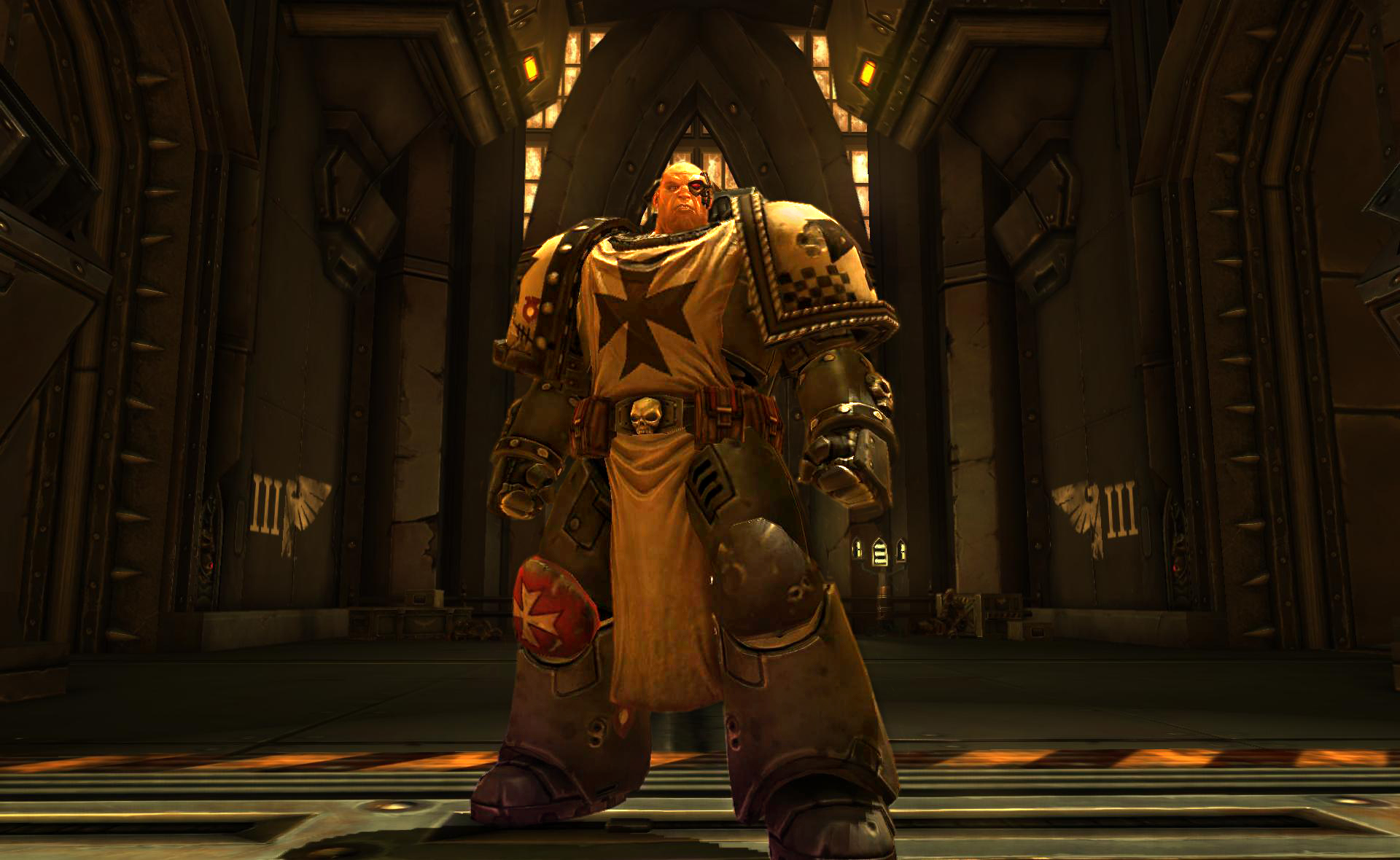Warhammer Dark Millenium