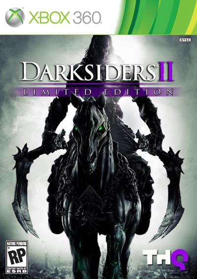 Darksiders 2 portada edición limitada