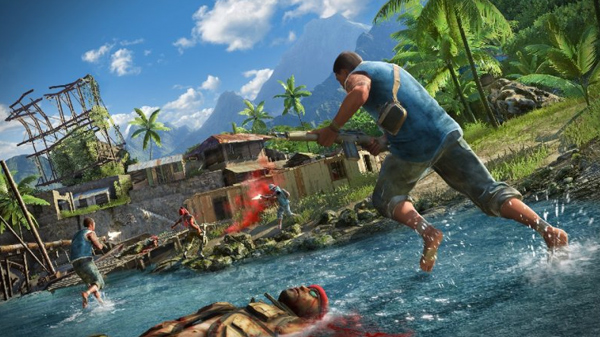 Far Cry 3 multijugador