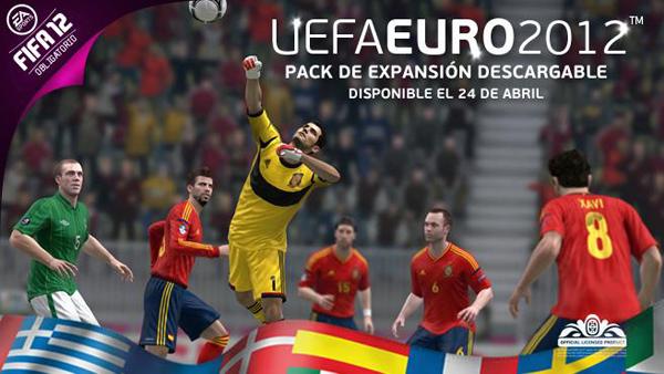 Fifa 12 UEFA EURO 2012
