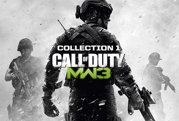 DLC de Modern Warfare 3 Content Collection para PC
