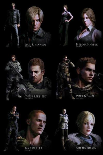 Resident Evil 6 ResidentEvil6