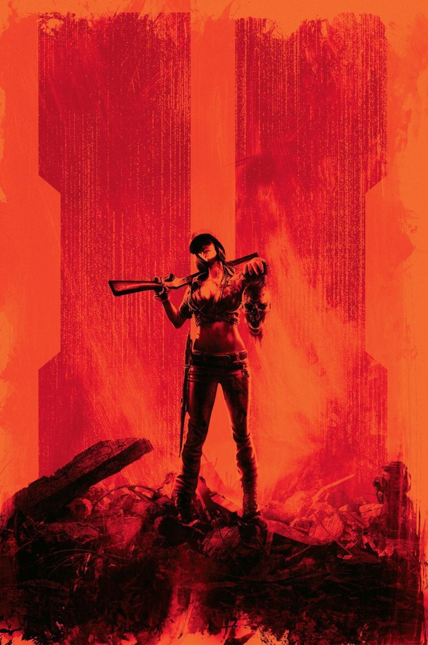 Zombis Black Ops 2