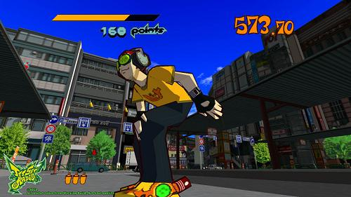 Jet Set Radio PS Vita