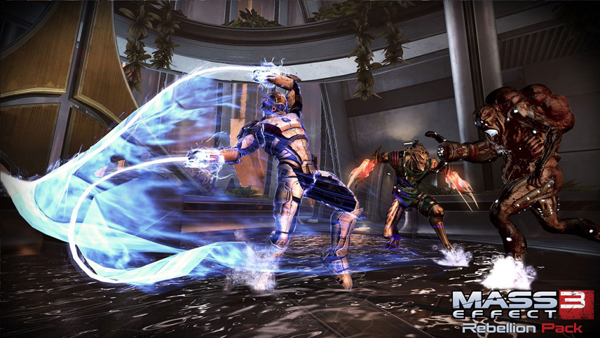 mass effect 3 rebellion pack