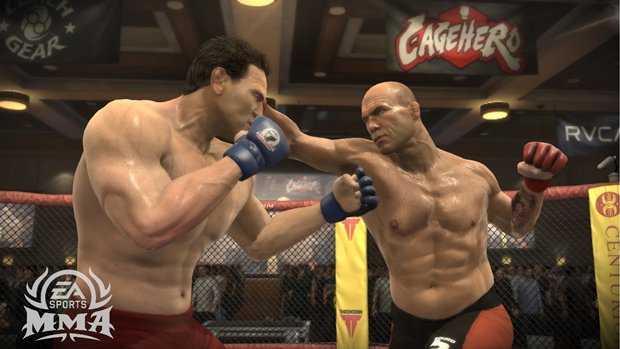 MMA EA
