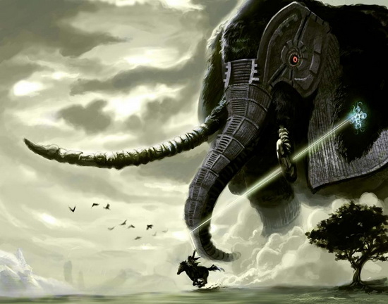 Shadow of the Colossus pelicula
