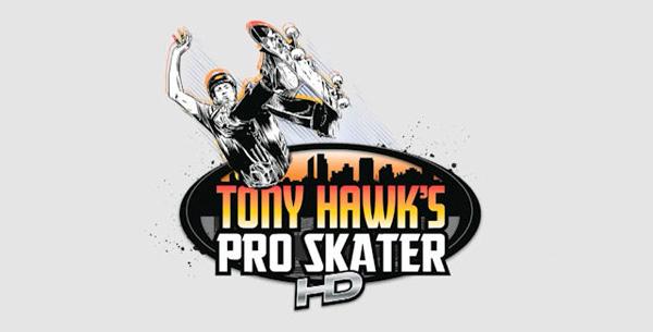 tony hawks pro skater hd