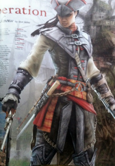 Assassins Creed III Liberation