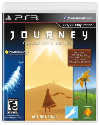 Journey Collectors Edition