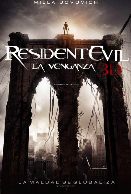 Resident Evil 5. La Venganza 3D