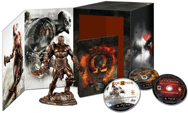 God of War Omega Edition