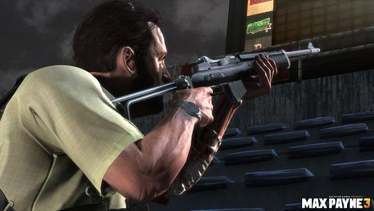 Max Payne 3 Local Justice