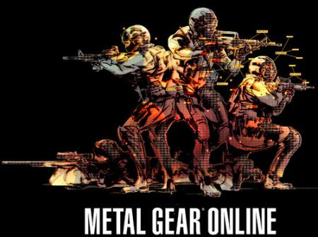 Metal Gear on line