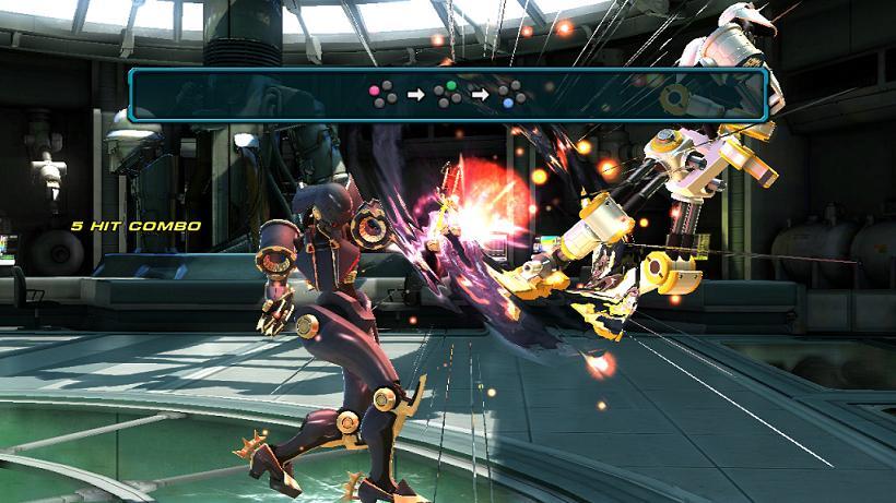 Tekken Tag Tournament 2 Fight Lab
