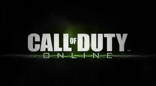 Call of Duty on line