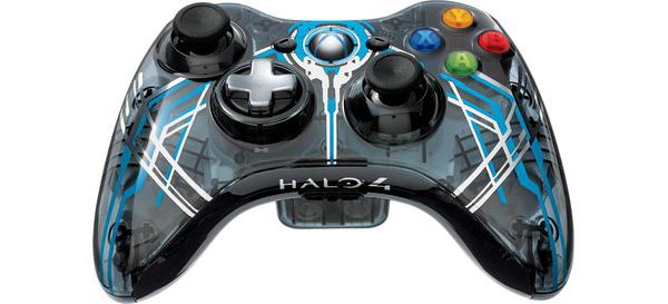 Xbox 360 Edición limitada Halo 4