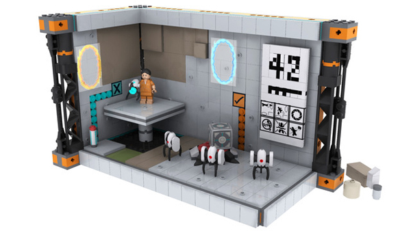Lego de Portal