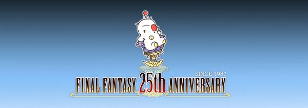 25 Aniversario de Final Fantasy