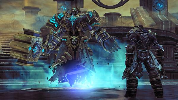 Darksiders II Arena