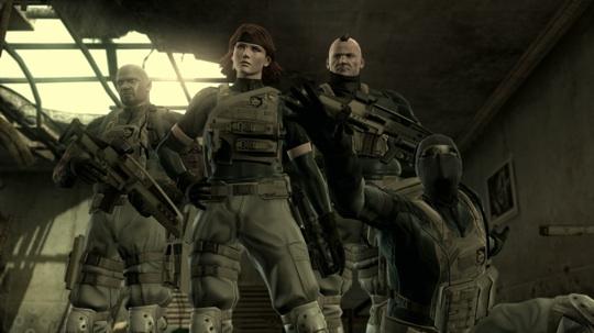 Película de Metal Gear