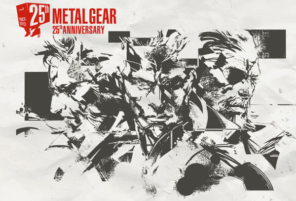 Metal Gear 25th Aniversario