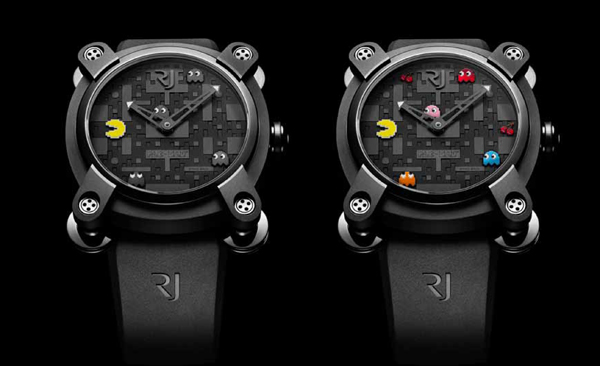Romain Jerome Pac-Man