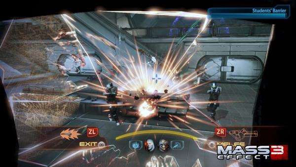 WiiU Mass Effect 3