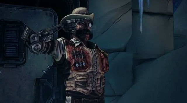 Sir Hammerlock Borderlands 2