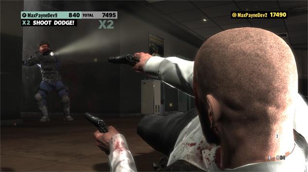 Crimen Desorganizado Max Payne 3
