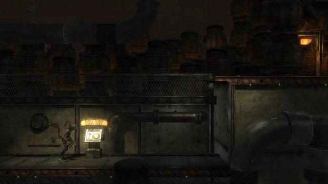 Oddworld Abe's Dddysee HD