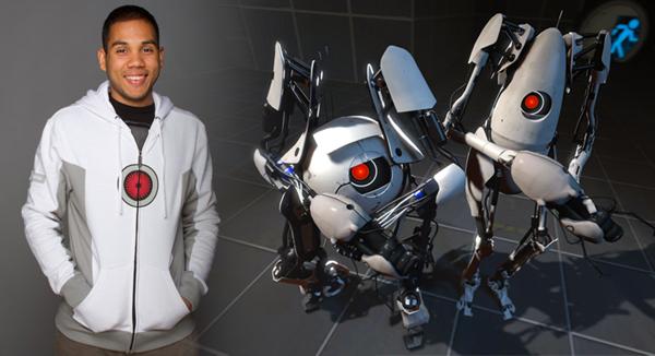 Sudadera Portal 2