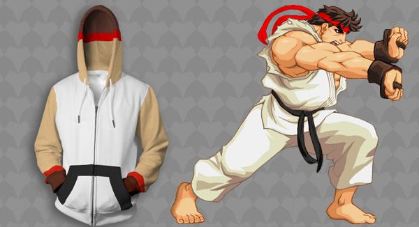 Sudadera Ryu