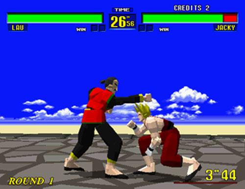 Virtua Fighter