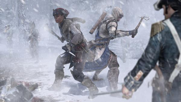 Assassin's Creed III y Assassin's Creed III: Liberation