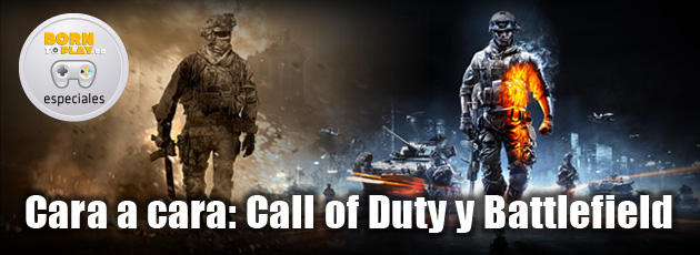Call of Duty Battlefield