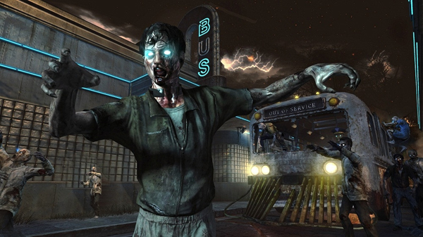 Zombis de Call of Duty: Black Ops II