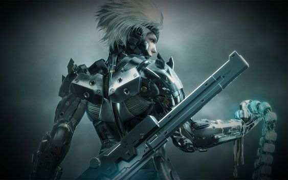 Metal Gear Rising: Reveangeance