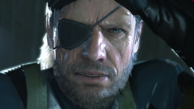 Metal Gear Solid:Ground Zeroes
