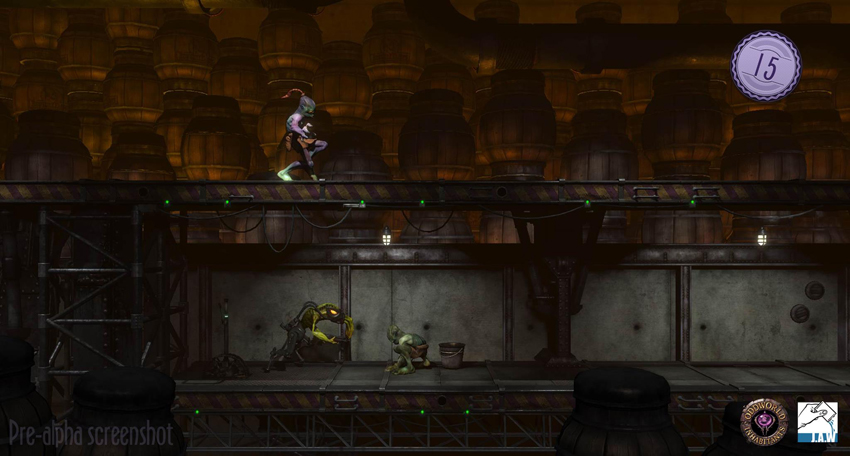 Abe's Oddysee HD