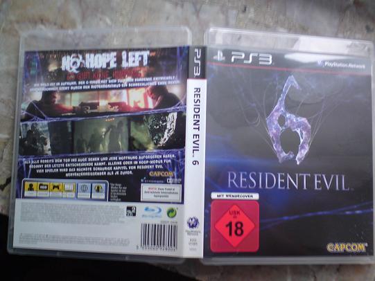 Resident Evil 6 Polonia