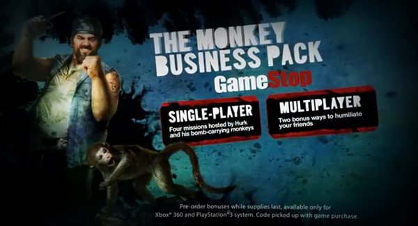 The Monkey Business Pack