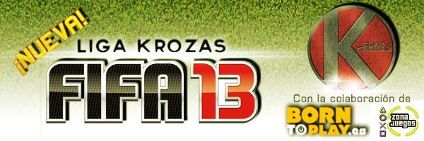 Liga FIFA 13