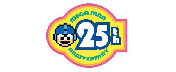 Mega Man 25 aniversario