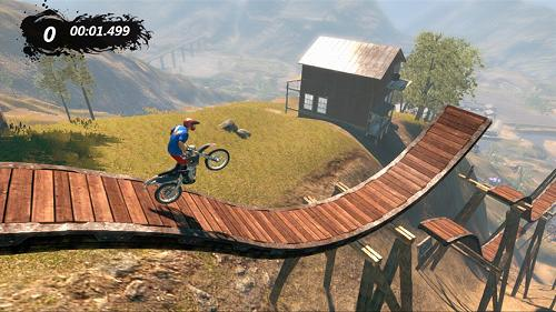 Build Your Own Dirt Bike Game