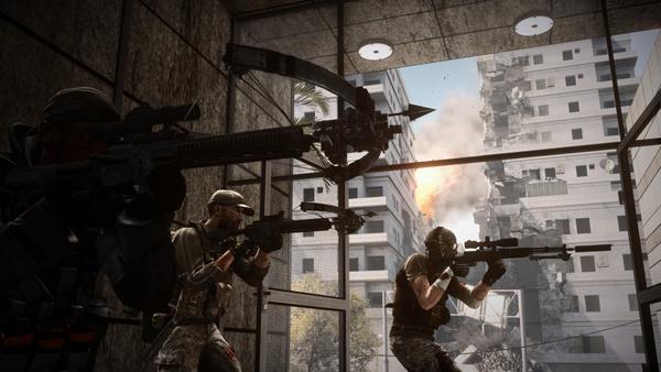 Battlefield 3 - Aftermath